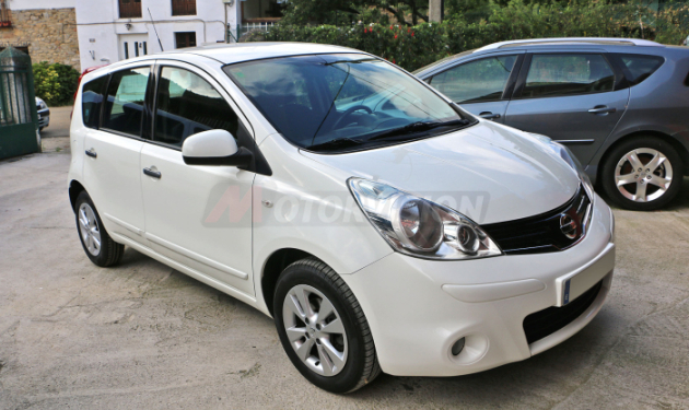 NISSAN-NOTE--1.4-ACENTA-Pure-Drive