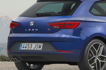 SEAT León SC FR Limited Edition