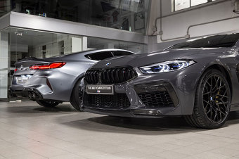 BMW M8 Competition en Autosa