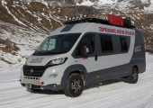Presentaci�n del Fiat Ducato 4x4 Expedition